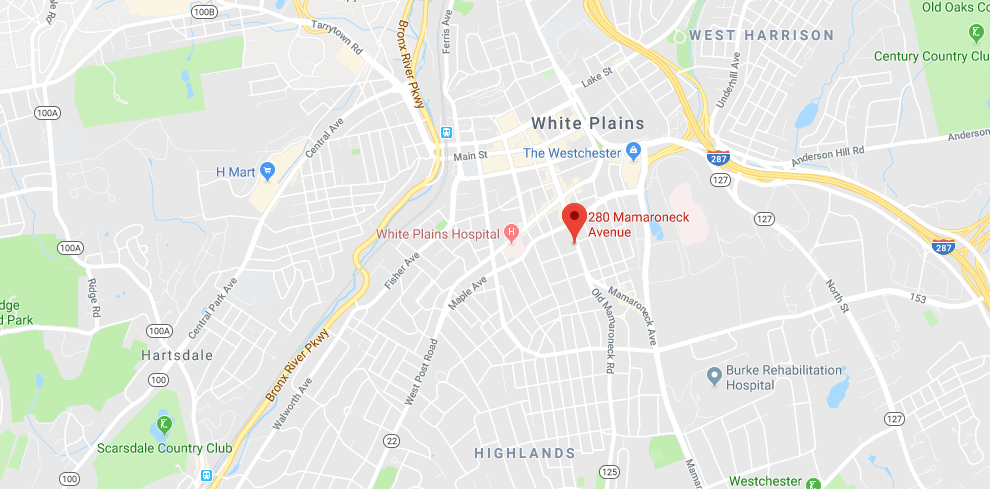 white plains dental office